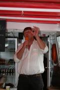Spannende Geschichten über Likedeeler und Hamburger Pfeffersäcke - auch sie gehören zu unseren Hafenrundfahrten EXTRA PLUS hier präsentiert von Andreas